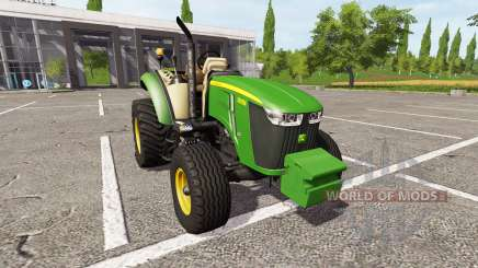 John Deere 5095M v1.1 para Farming Simulator 2017