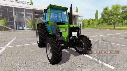 Deutz-Fahr D6207C para Farming Simulator 2017