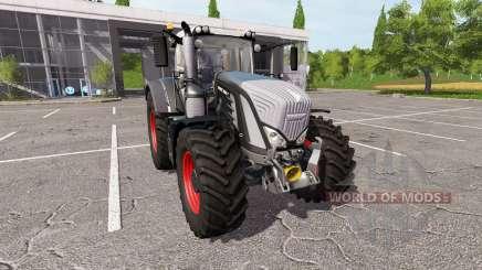 Fendt 933 Vario black beauty para Farming Simulator 2017