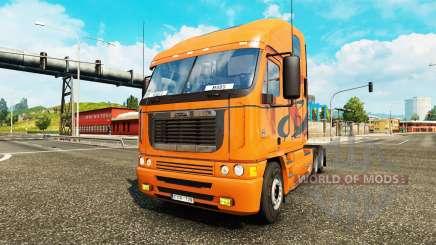 Freightliner Argosy v2.0 para Euro Truck Simulator 2