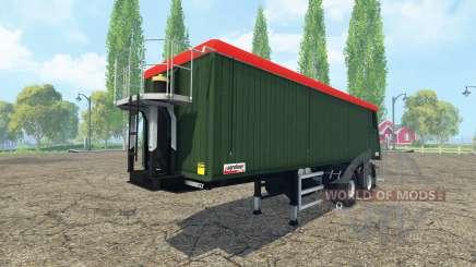 Kroger SMK 34 para Farming Simulator 2015