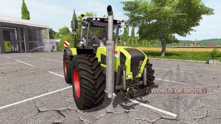 CLAAS Xerion 3800 v1.0.2.1 para Farming Simulator 2017