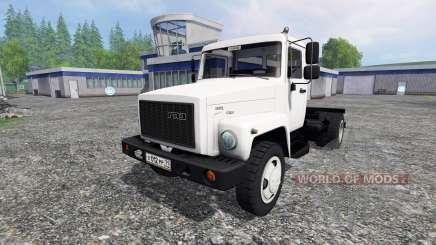 GAZ 3309 modular para Farming Simulator 2015