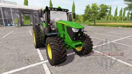John Deere 6230R v1.1 para Farming Simulator 2017