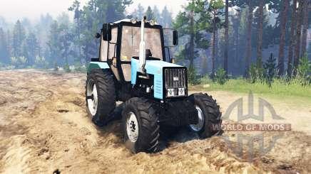 MTZ-1221.2 Bielorrússia para Spin Tires