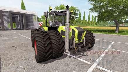 CLAAS Xerion 3800 v1.0.2.2 para Farming Simulator 2017