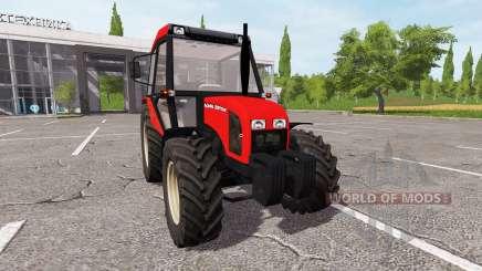 Zetor 6340 para Farming Simulator 2017