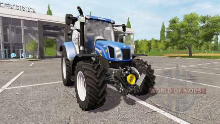 New Holland T6.120 para Farming Simulator 2017