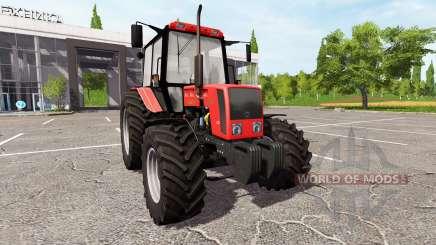De Belarusian-826 para Farming Simulator 2017