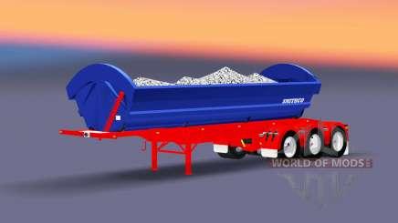 Despejo de engate SmithCo para Euro Truck Simulator 2