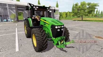 John Deere 7830 v2.1 para Farming Simulator 2017