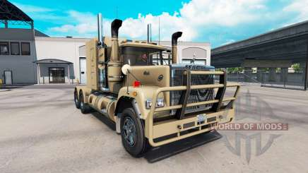 Mack Super-Liner v3.0 para American Truck Simulator