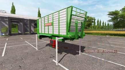 BERGMANN HT 50 para Farming Simulator 2017