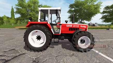 Steyr 8110A Turbo SK2 electronic para Farming Simulator 2017