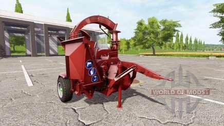 Heizohack HM 4-300 para Farming Simulator 2017