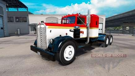 Pele Gregs caminhão Kenworth 521 para American Truck Simulator