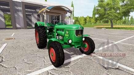 Deutz D80 v1.2 para Farming Simulator 2017