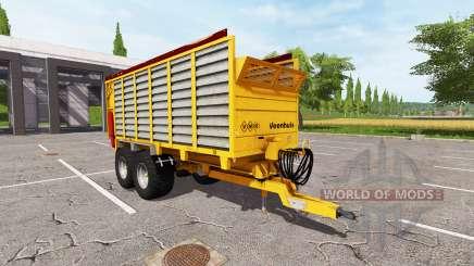 Veenhuis W400 para Farming Simulator 2017