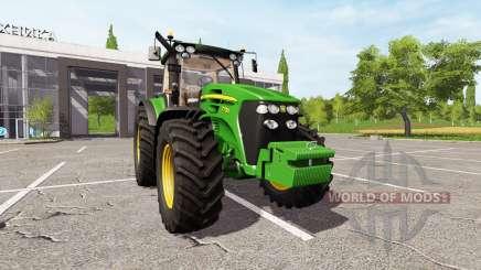 John Deere 7730 v2.0 para Farming Simulator 2017