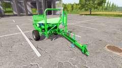 Packer fardos RDAllen para Farming Simulator 2017