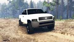 Dodge Ram 1500 1999 para Spin Tires