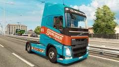 Skins para tráfego de caminhões v2.1 para Euro Truck Simulator 2