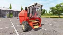 Bizon Z058 v2.0 para Farming Simulator 2017