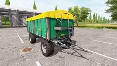 Oehler OL ZDK 180 P para Farming Simulator 2017