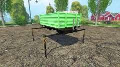 BRANTNER E 8041 seeds and fertilizers para Farming Simulator 2015