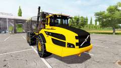 Volvo A40G forwarder v2.0