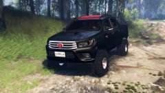 Toyota Hilux Double Cab 2016 v3.0