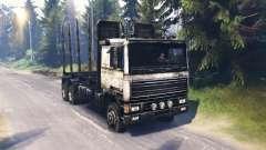 Volvo FL v5.0 para Spin Tires