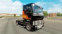 O Phoenix pele para a Renault Magnum unidade de tracionamento para Euro Truck Simulator 2