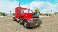 Peterbilt 389 v1.7 para Euro Truck Simulator 2