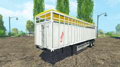 Fliegl Animal para Farming Simulator 2015