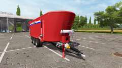 Peecon Biga Mega Mammoet para Farming Simulator 2017