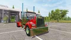 Kenworth W900 reworked