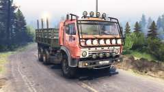 KamAZ 53212 v3.0 para Spin Tires