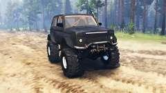 VAZ 2121 Niva Monstro para Spin Tires