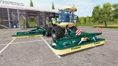 Krone BiG M 500 v3.0 para Farming Simulator 2017
