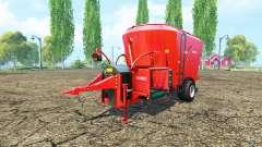 Kuhn Profile 1880 para Farming Simulator 2015