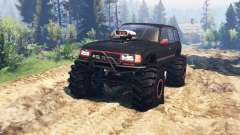 Toyota Land Cruiser 80 VX v2.0