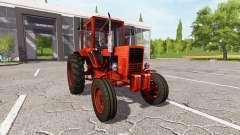 Bielorrússia MTZ 80 v1.1