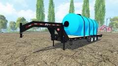 PJ Trailers fertilizer para Farming Simulator 2015