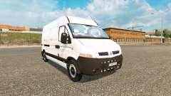 Renault Master para Euro Truck Simulator 2