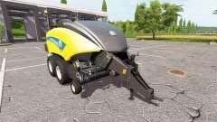 New Holland BigBaler 1290 x10 bales para Farming Simulator 2017
