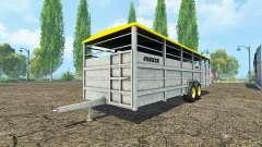 JOSKIN Betimax RDS 7500 v3.6.5 para Farming Simulator 2015