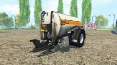 Kaweco Double Twin Shift v2.0 para Farming Simulator 2015