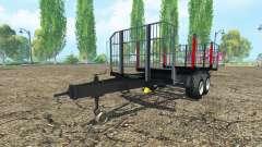 Madeira trailer BRANTNER