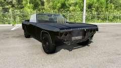 Gavril Barstow convertible v1.2 para BeamNG Drive